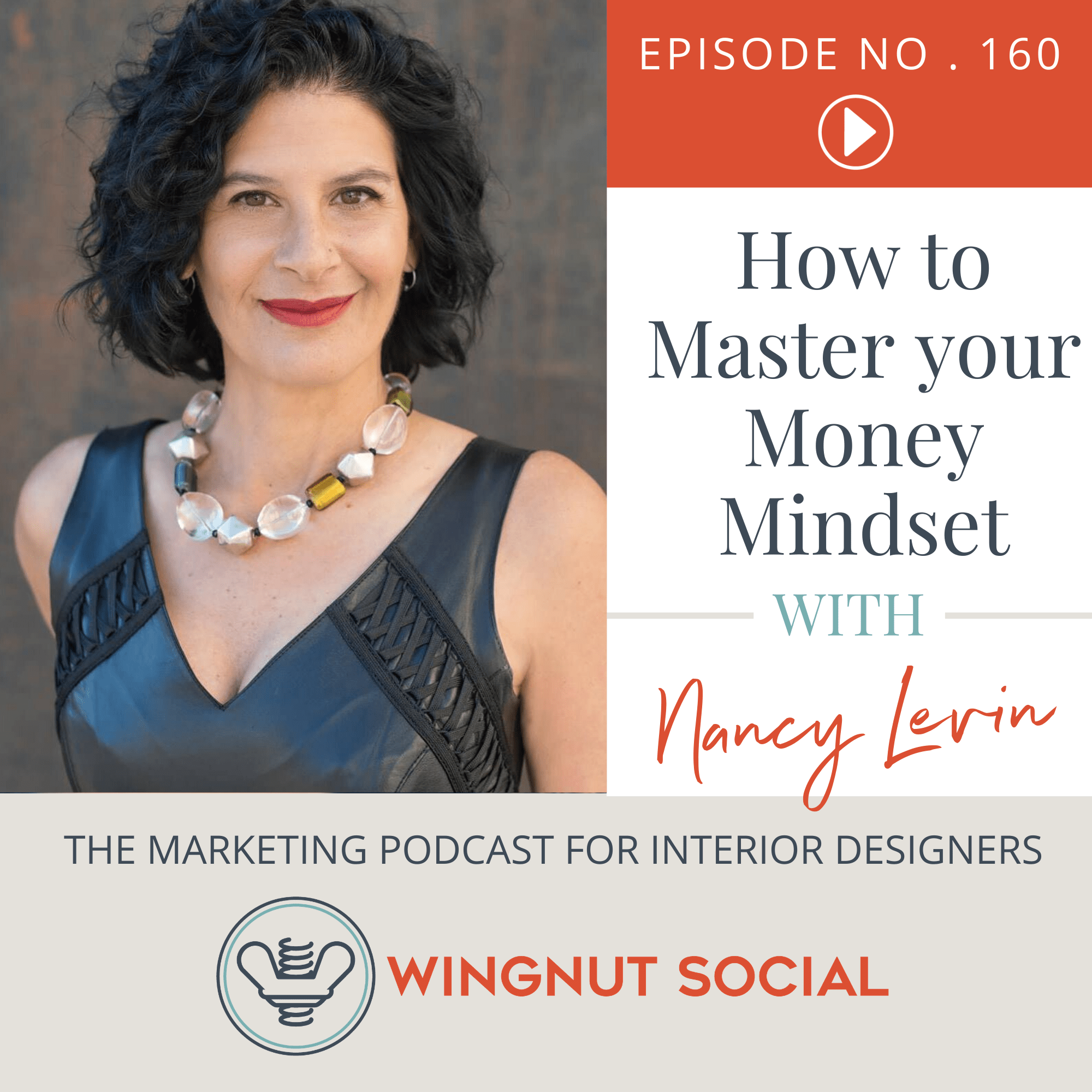 How to Master your Money Mindset [And STOP Struggling] with Nancy Levin