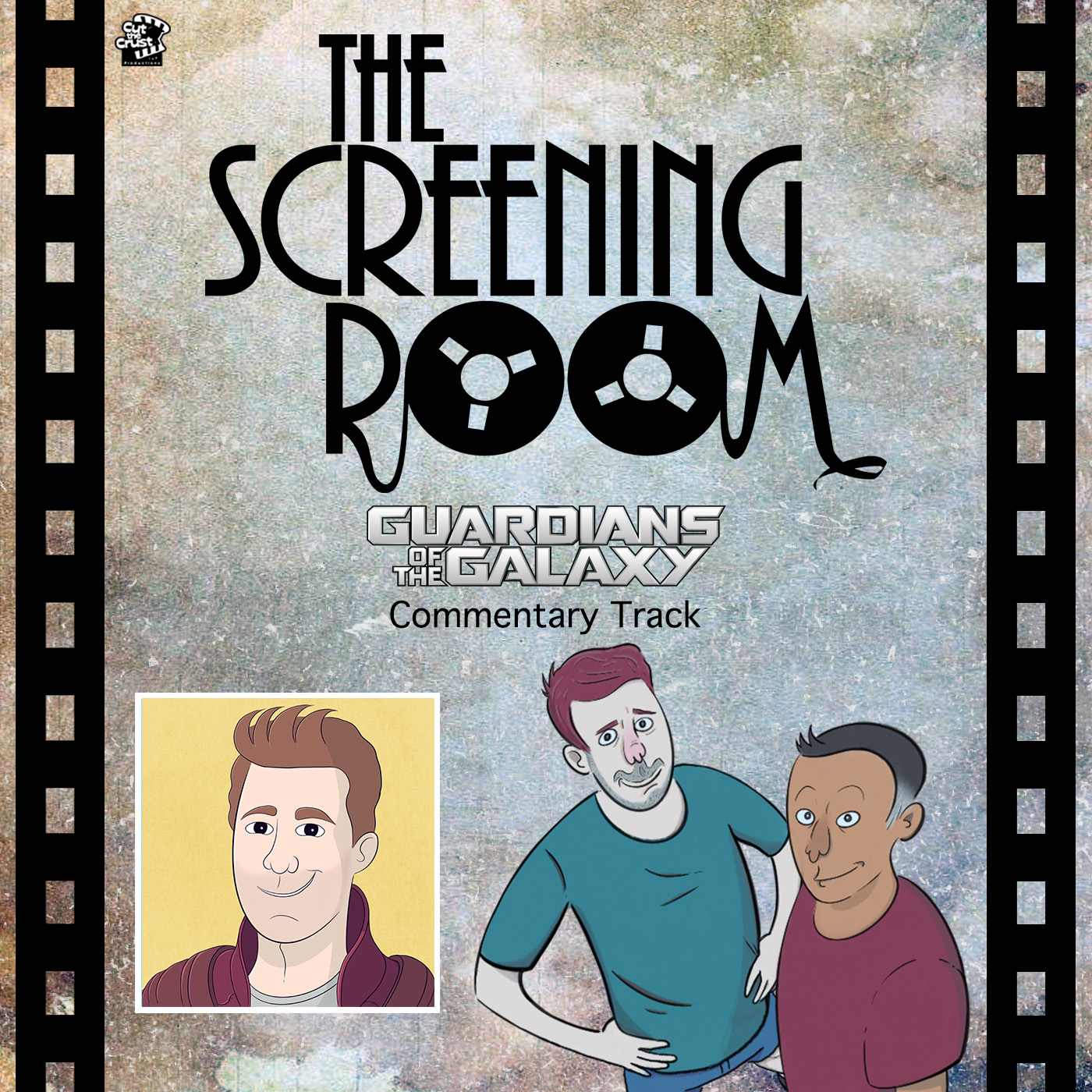 The Screening Room - S1E11 - Guardians of the Galaxy - Norton James
