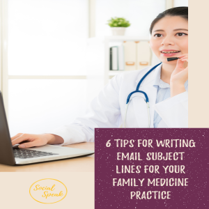 6 Tips for Writing Email Subject Lines that Get Opened