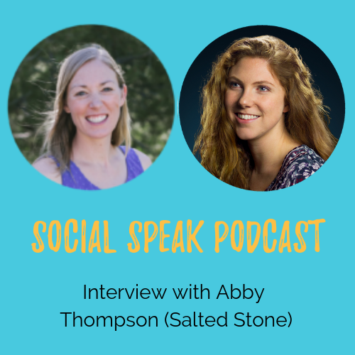 Interview with Abby Thompson with Salted Stone
