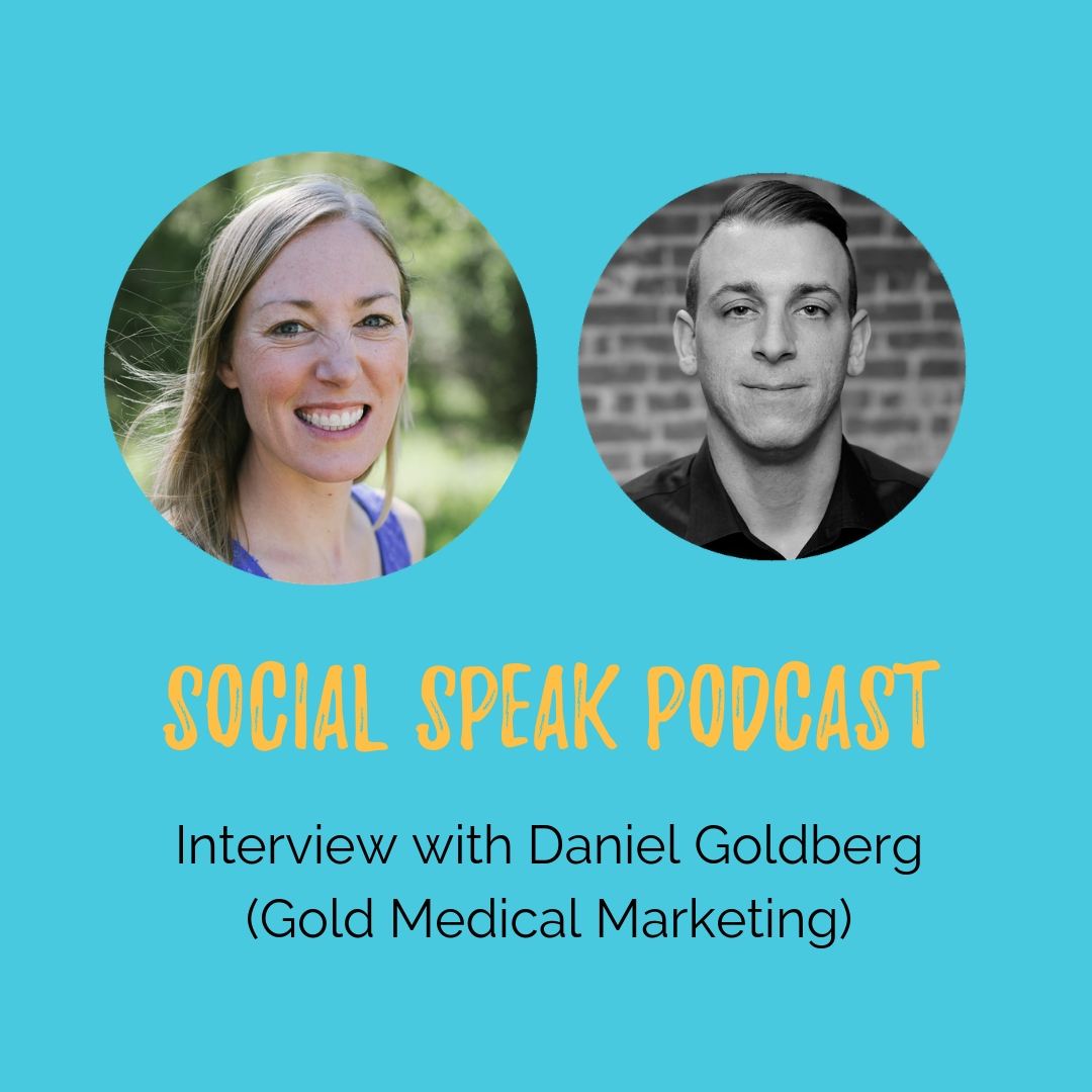 Interview with Daniel Goldberg, Owner of Gold Medical Marketing