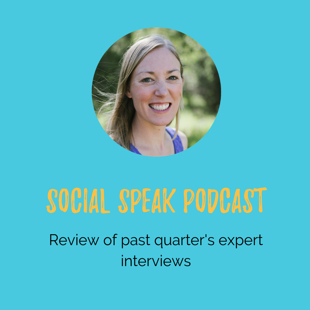 Social Speak Podcast Review from Expert Interviews
