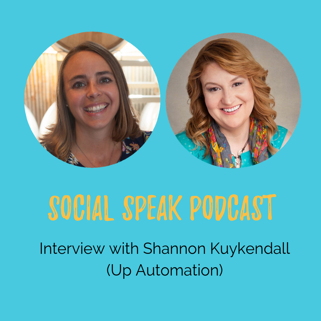 Interview with Shannon Kuykedall, Owner of Up Automation