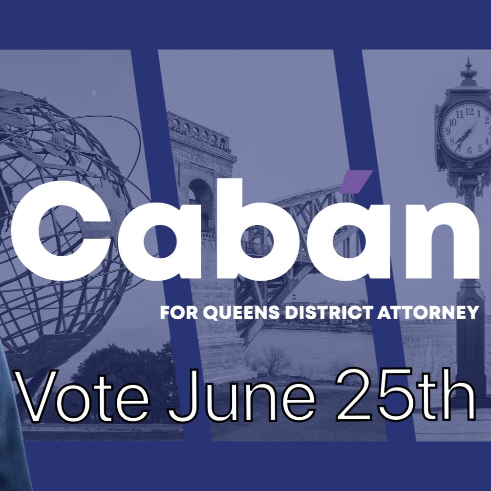 (Cabán for Queens District Attorney Re-release) Chloe Cockburn on Ending Mass Incarceration