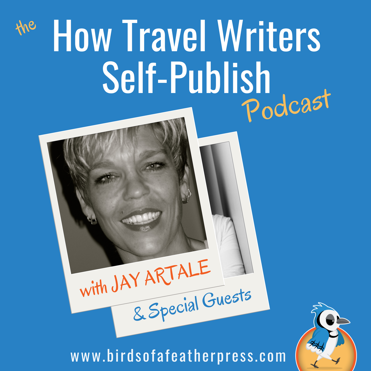 Ep#14: How to develop your non-fiction title