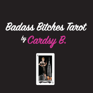 Badass Bitches Tarot by Cardsy B: Episode 46 June 9- June 15 The One with Angela Mary Magick