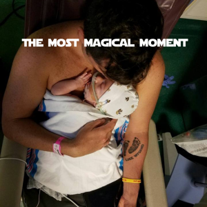 The most magical moment