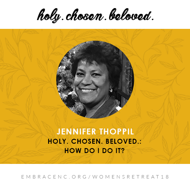 Holy. Chosen. Beloved.: What Does It Really Mean?
