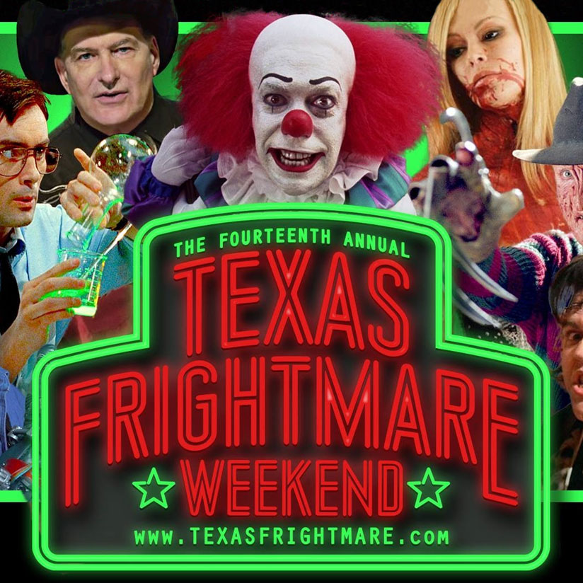 Join us at Texas Frightmare Weekend 2019!