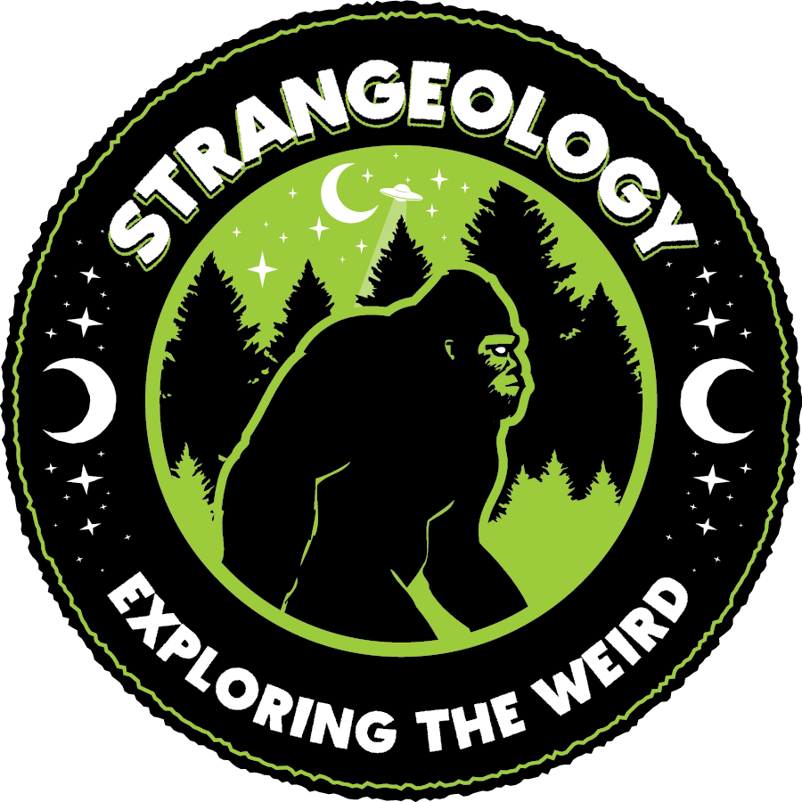 Episode 41: Interview with Jeff from Strangeology | BKOTF Podcast