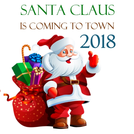 Episode 8 - Santa Claus is Coming to Town