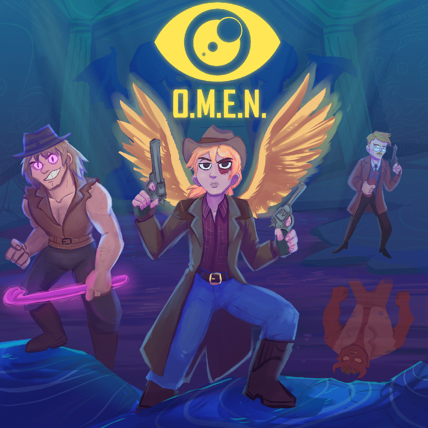 OMEN S2E14 - A Chant of Cold and Warmth