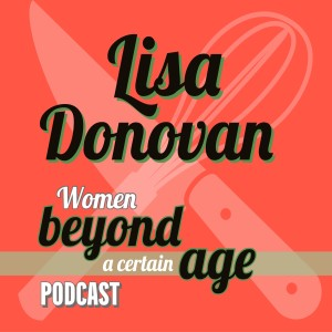Lisa Donovan, author of Our Lady of Perpetual Hunger
