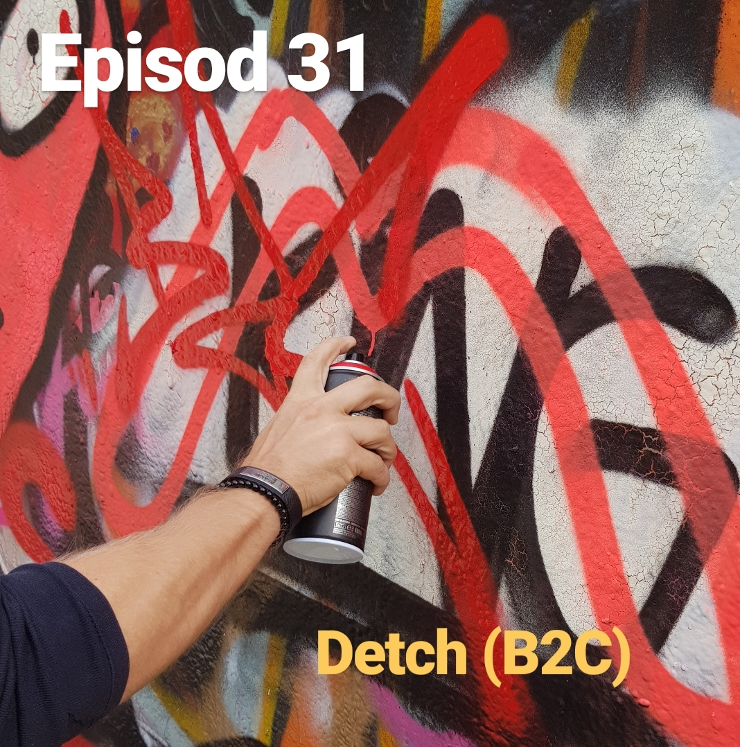 Episod 31. Detch (B2C) feat. Per Andersson