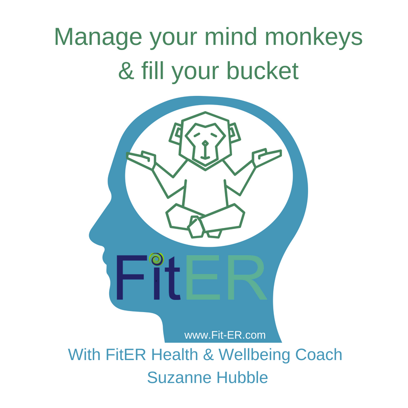 How to manage your mind monkeys & Fill your bucket!