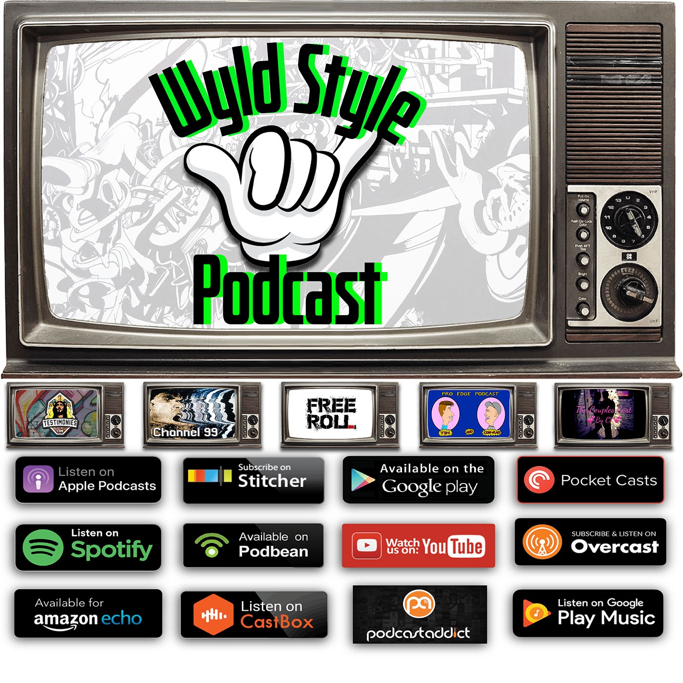 Wyld Style Podcast - Ep 3