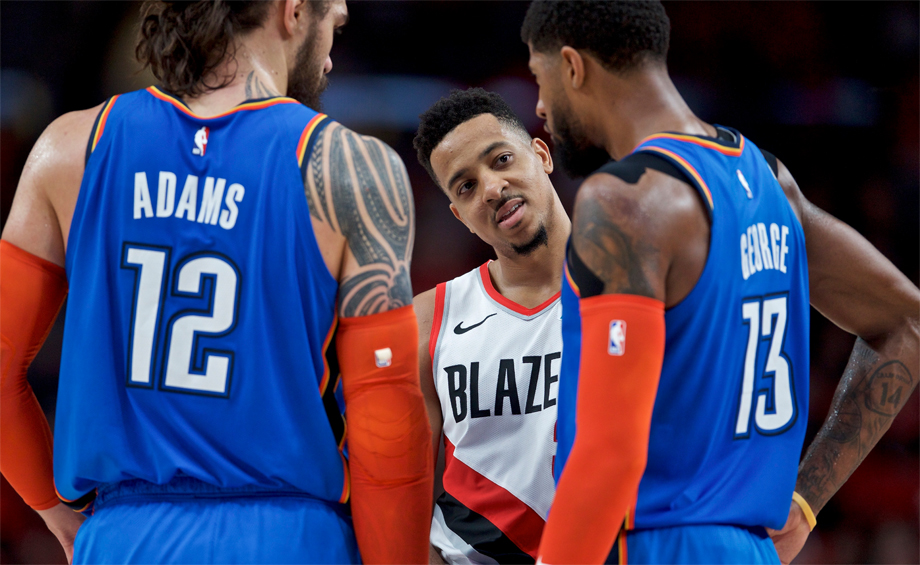 3-on-3 Blazers: 'Blood in the water'