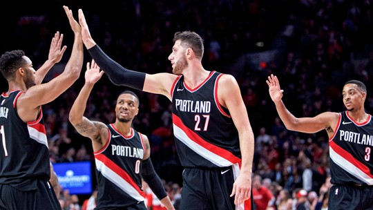 3-on-3 Blazers: After successful road trip, Blazers ready for final playoff push