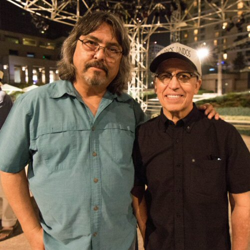 Louie Perez of Los Lobos
