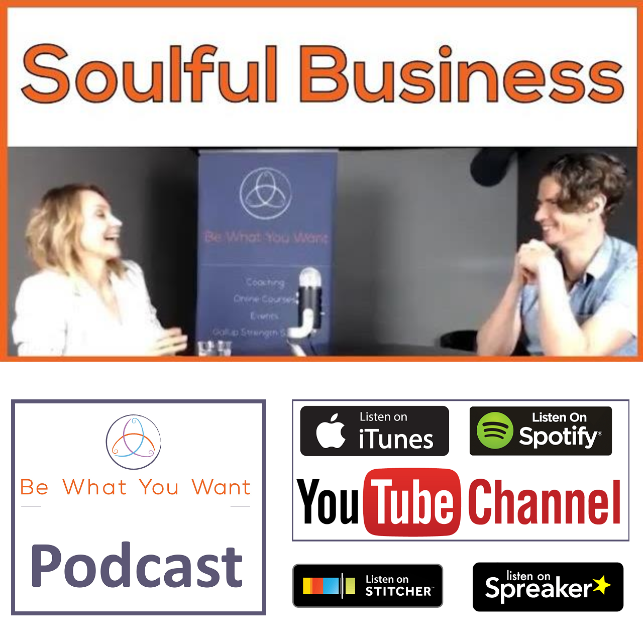 Soulful Business: How To Find Purpose, Passion and Authenticity In a World That Never Switches Off