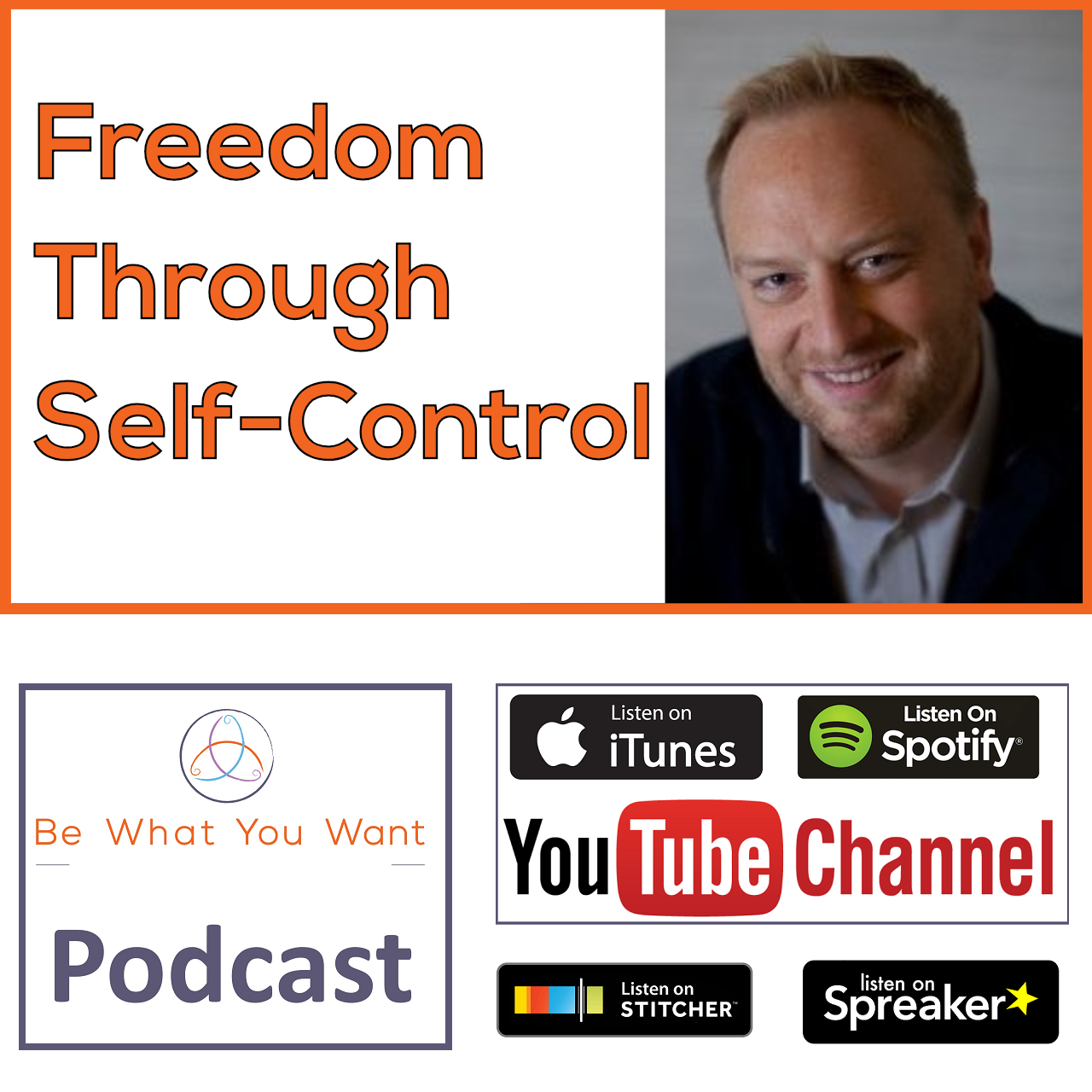 Freedom Through Self-Control - with Drew Dyck