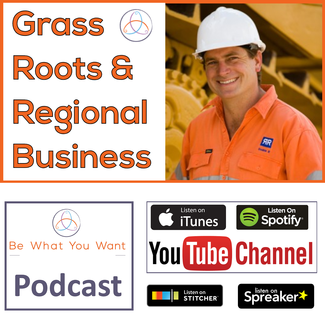 Grass Roots & Regional Business - Rusty Russell
