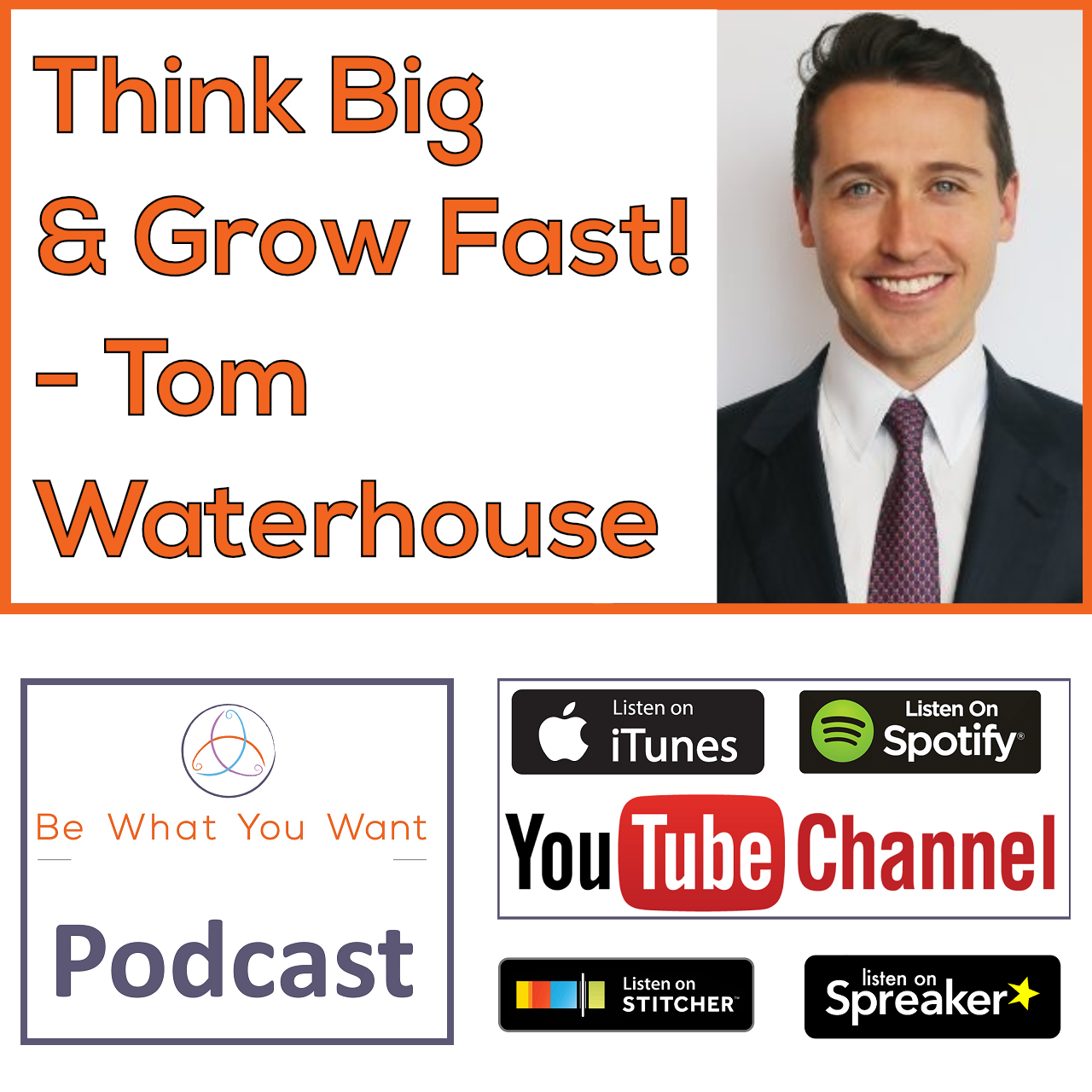 Tom Waterhouse, CEO of TomWaterhouse.com