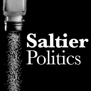 Saltier Politics: Conversion Therapy to Gender Traitor with Kacey Martin