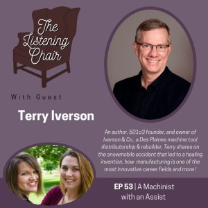 A Machinist with an Assist-Terry Iverson