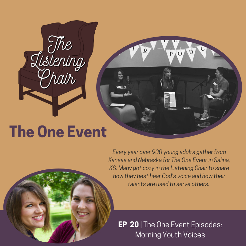 Episode 20: The One Event Episodes - Morning Youth Voices