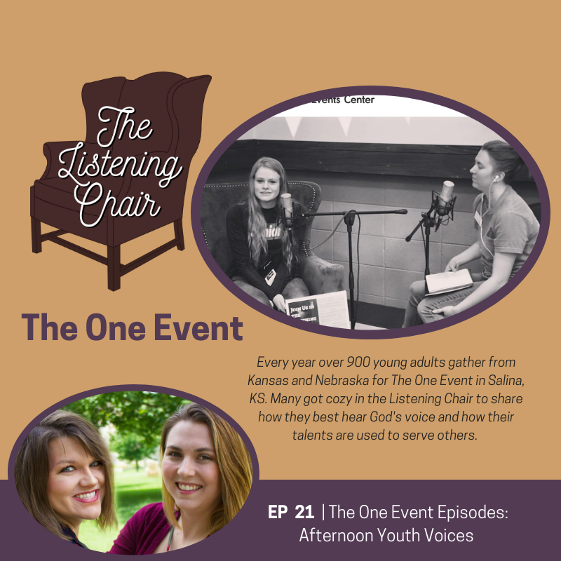Episode 21: The One Event Episodes - Afternoon Youth Voices