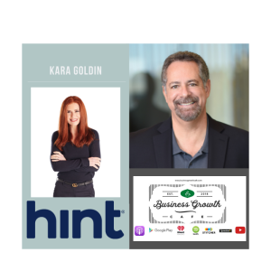 Building Hint Water, one sip at a time with Founder & CEO, Kara Goldin