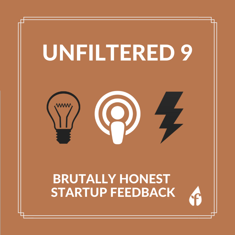 Reviewing Mass Décor Production, Research Test-Subject Marketplace, UAV RFID-tagging, and more Startup Ideas – Unfiltered Ep.9
