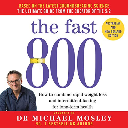Episode 13: Book Review, The Fast 800