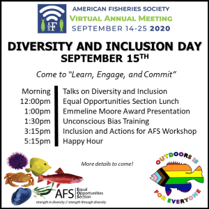 D&I Podcast Ep.4 - AFS Diversity and Inclusion Theme Day Preview