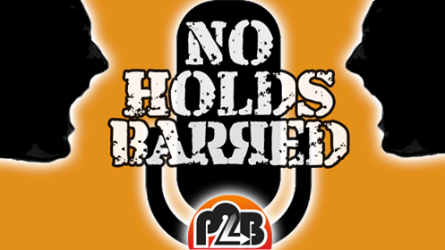 No Holds Barred: The Podcast #13 - Born to Be Wild Edition