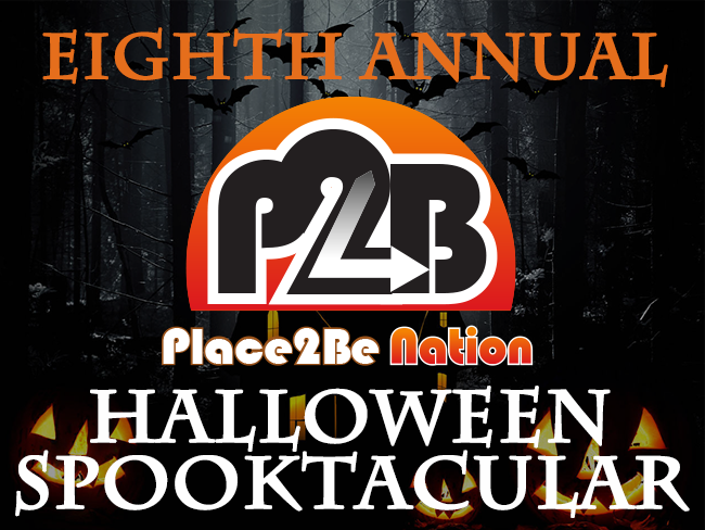 Place to Be Podcast Episode 503: Eighth Annual Halloween Spooktacular!