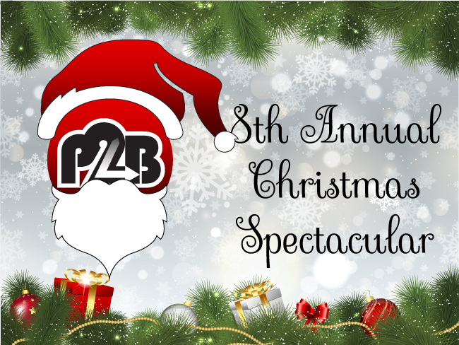 Place to Be Podcast Episode 508 - Eighth Annual Christmas Spectacular