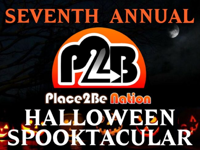 Place to Be Podcast Episode 468: Seventh Annual Halloween Spooktacular!