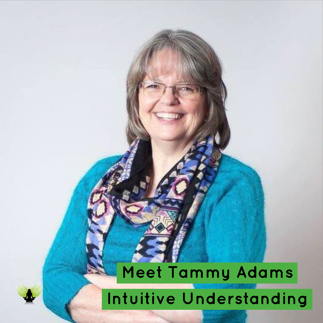 Soul Guru Ayse Hogan Interviews Tammy Adams regarding Intuitive Understanding