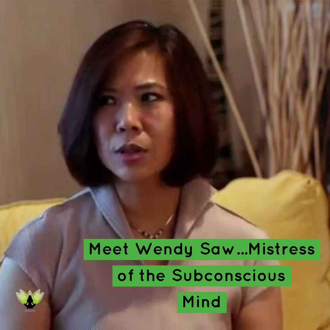 Soul Guru Ayse Hogan interviews Wendy Saw - Mistress of the Subconscious Mind