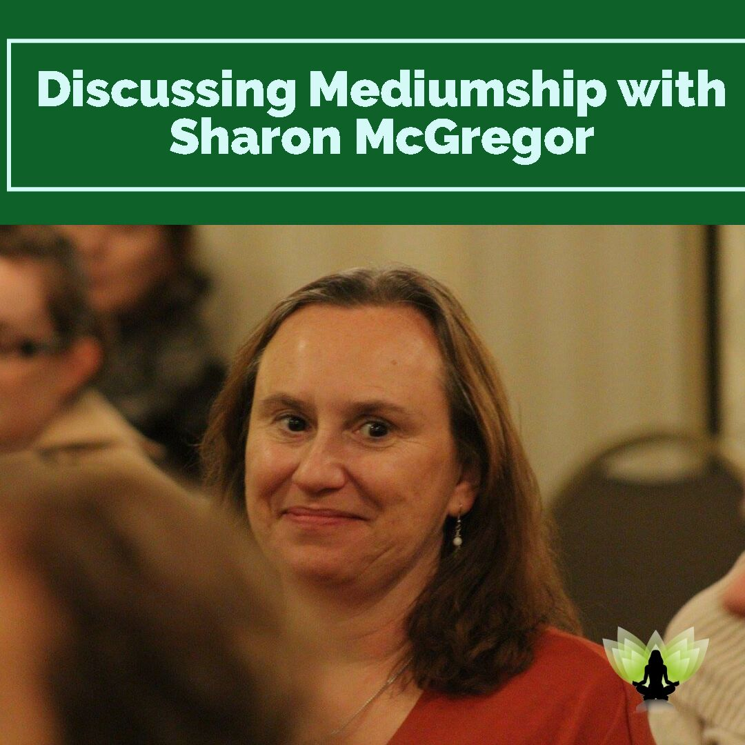 Soul Guru Ayse Hogan Interviews Sharon McGregor - Discussing Mediumship