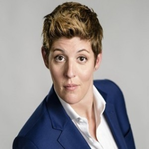 Sally Kohn from CNN debates Social issues, Kavanaugh hearings and Immigration