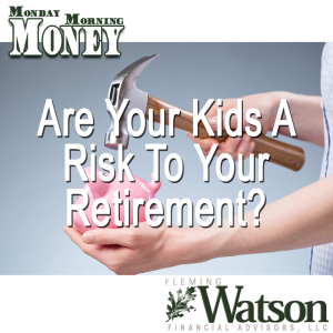 Are Your Kids A Risk To Your Retirement?
