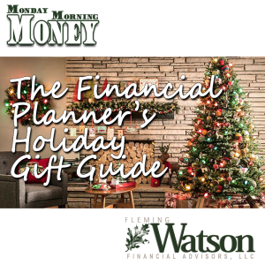 The Financial Planner's 2019 Holiday Gift Guide