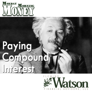 Paying Compound Interest