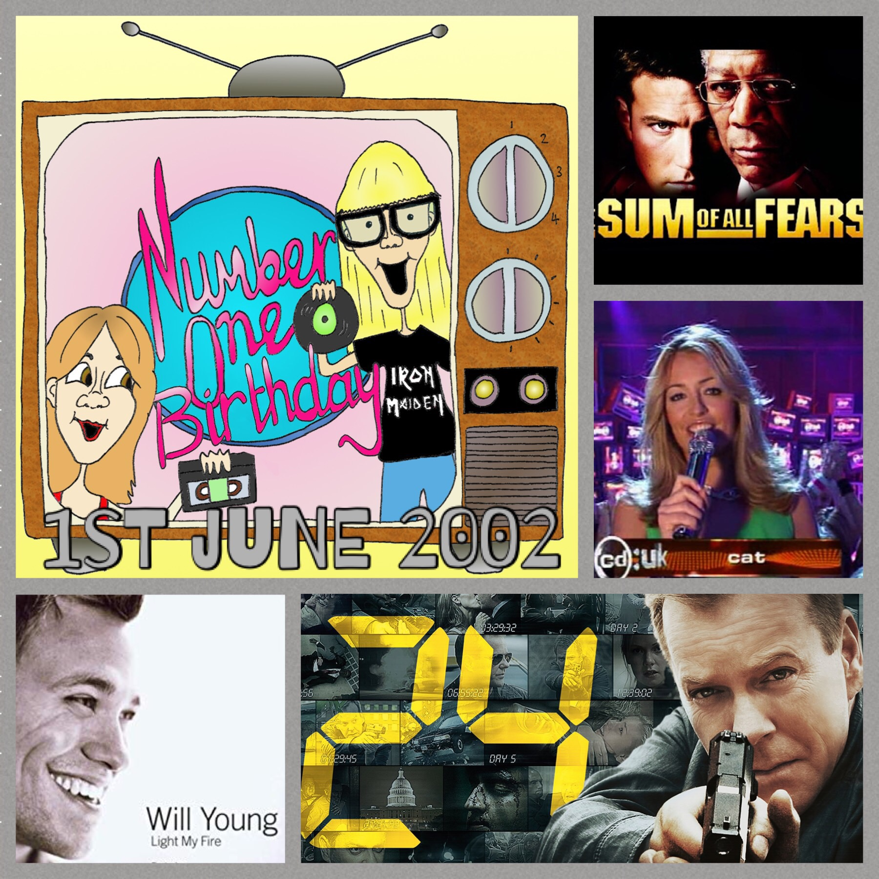 1st June 2002 - Jack Bauer For Every Hour