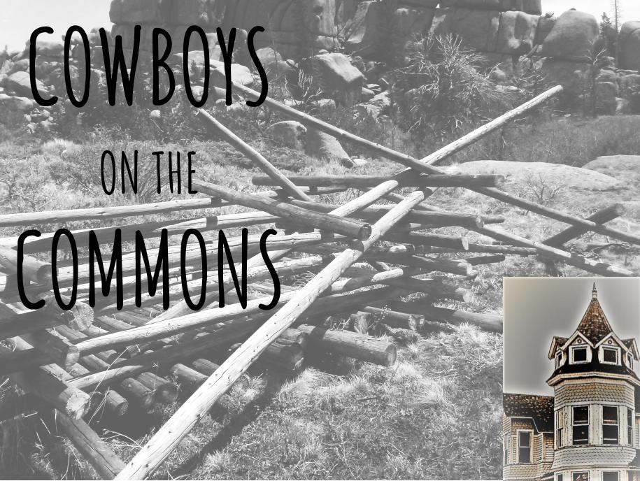 Cowboys on the Commons #8 — Anthony Rogers-Wright on Environmental Racism & Environmental Justice