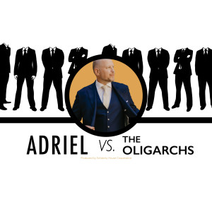 Adriel vs the Oligarchs #18 -- A Green Stimulus Now! (with Mark Paul)