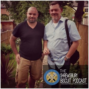 The Shrewsbury Biscuit Podcast Episode 38 Ft Rainer Hoess